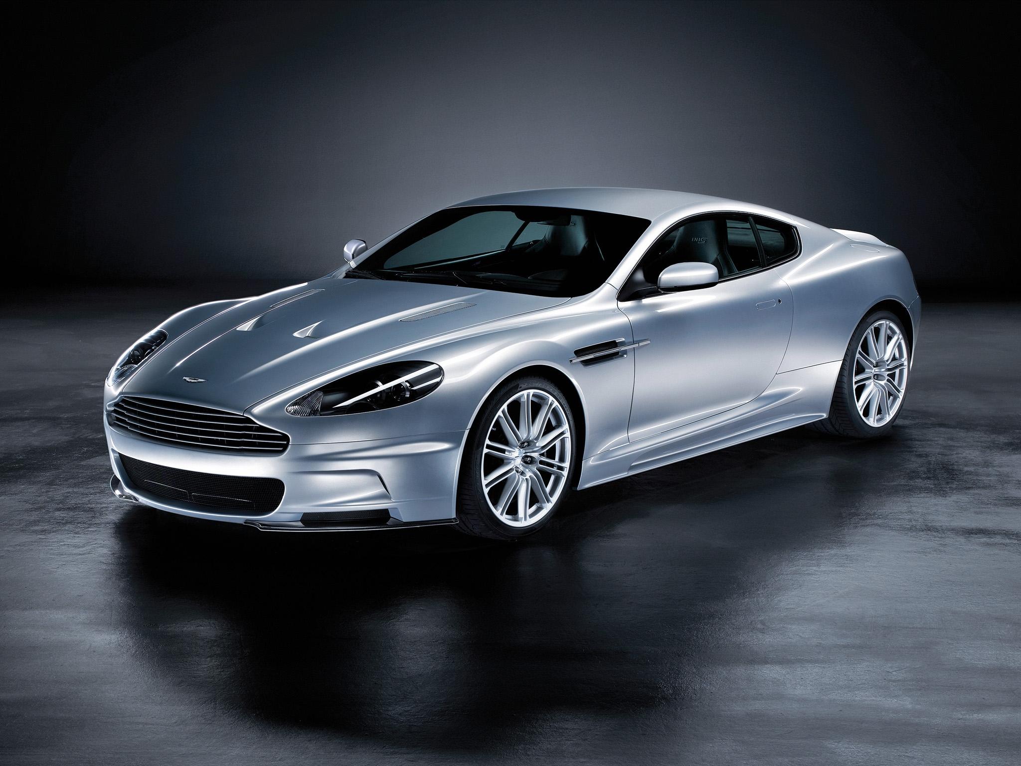 67674 скачать обои Астон Мартин (Aston Martin), Тачки (Cars), Отражение, Вид Сбоку, Стиль, Dbs, 2008, Серебряный Металлик - заставки и картинки бесплатно