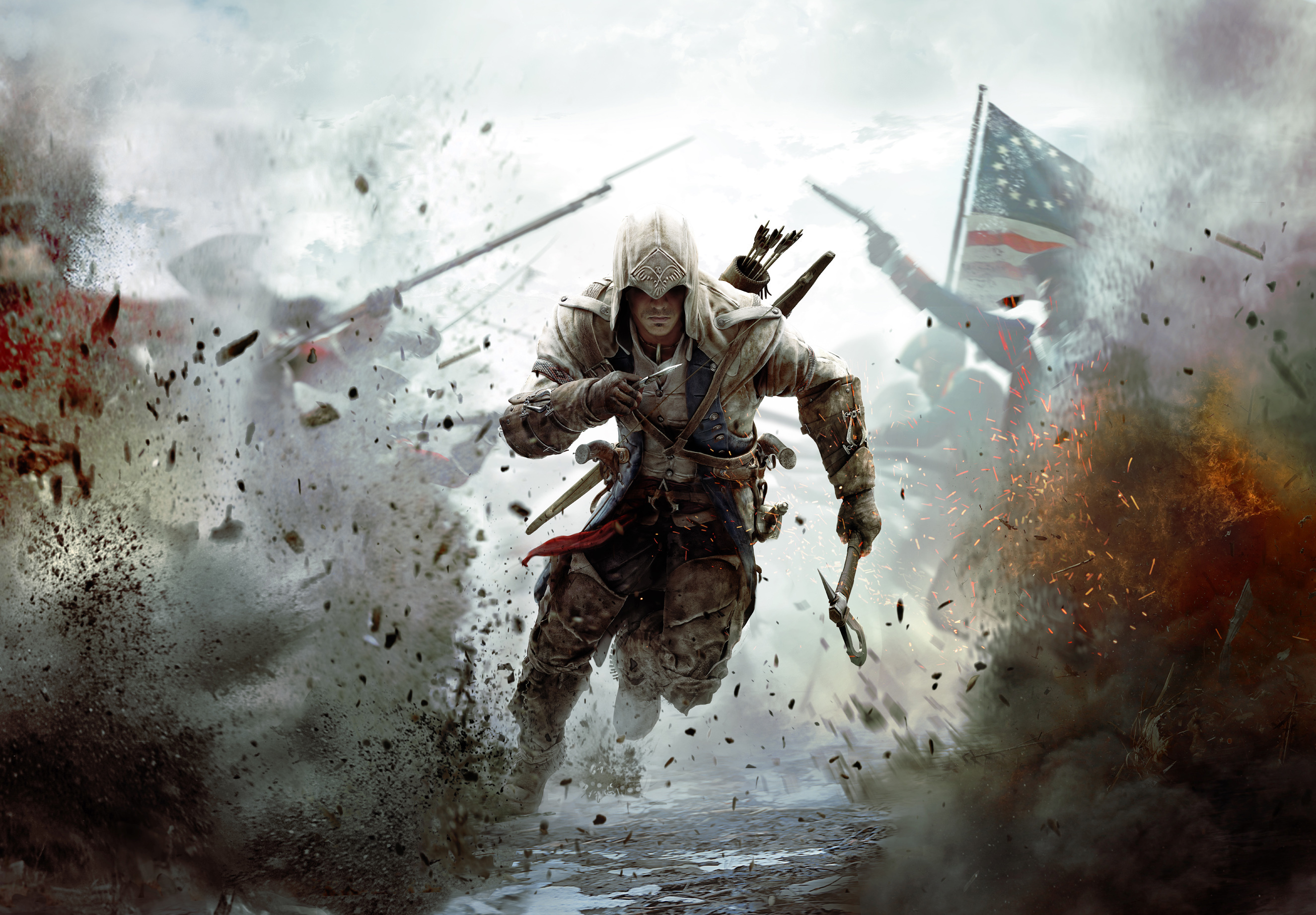 15687 download wallpaper Assassin's Creed, Games, Men screensavers and pictures for free