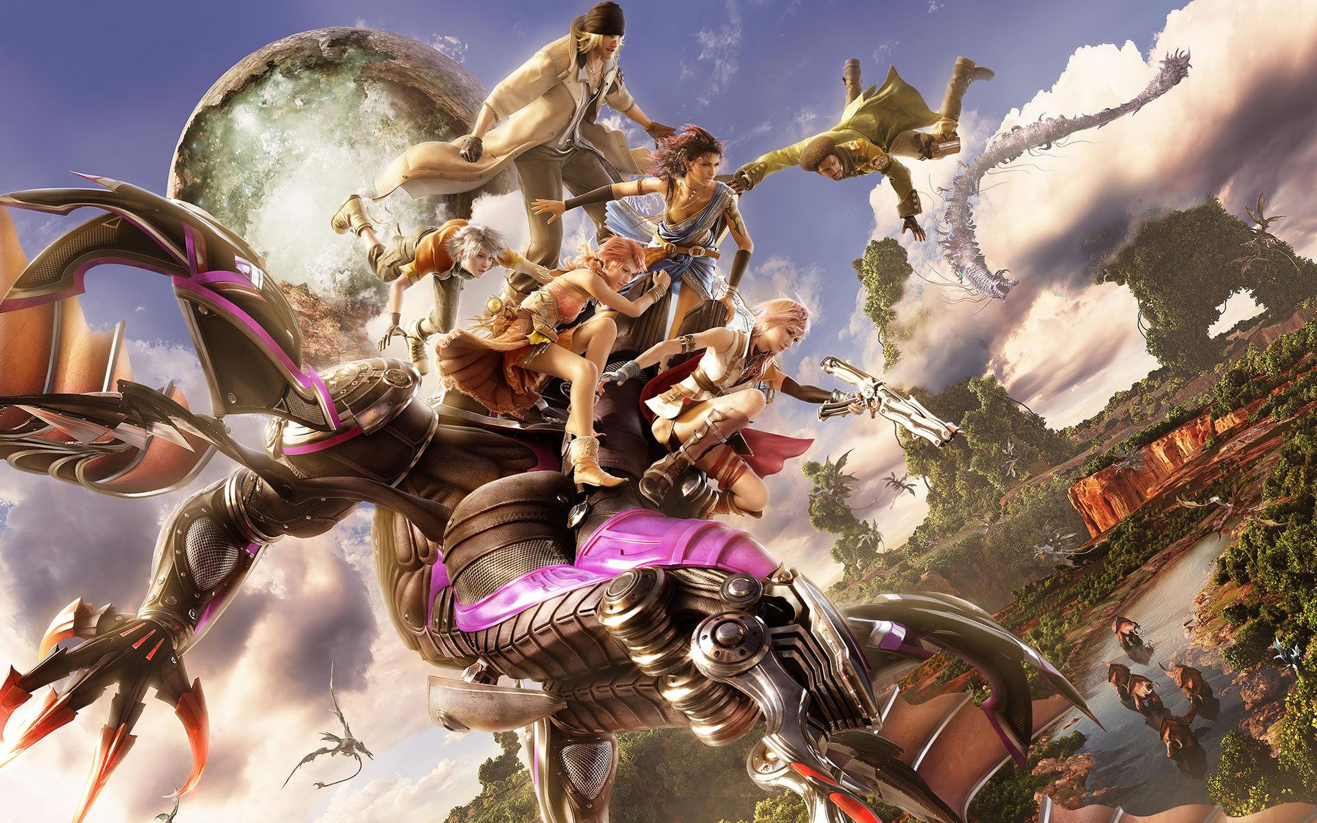 33613 descargar fondo de pantalla Juegos, Final Fantasy: protectores de pantalla e imágenes gratis