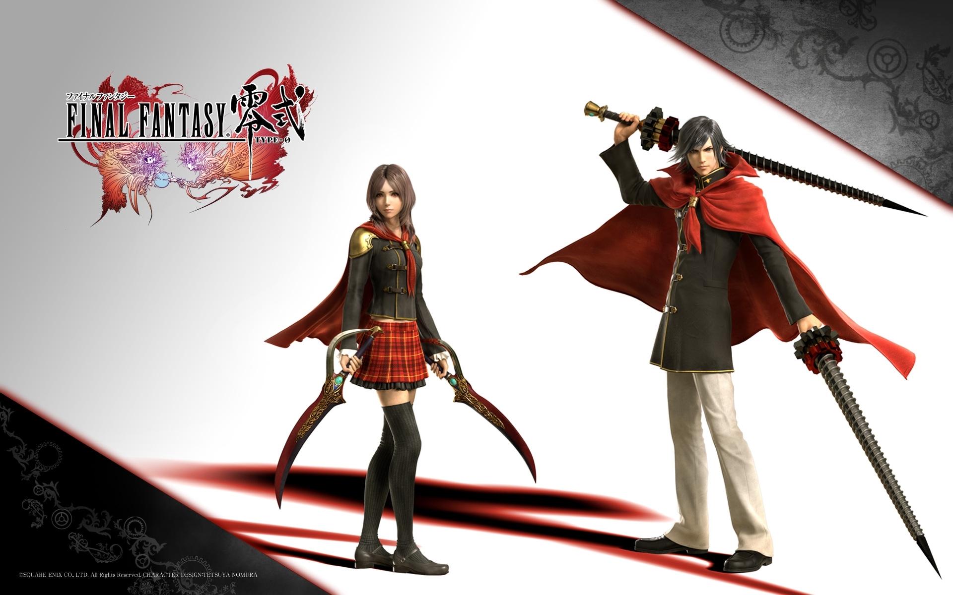 26821 Hintergrundbild herunterladen Spiele, Final Fantasy - Bildschirmschoner und Bilder kostenlos