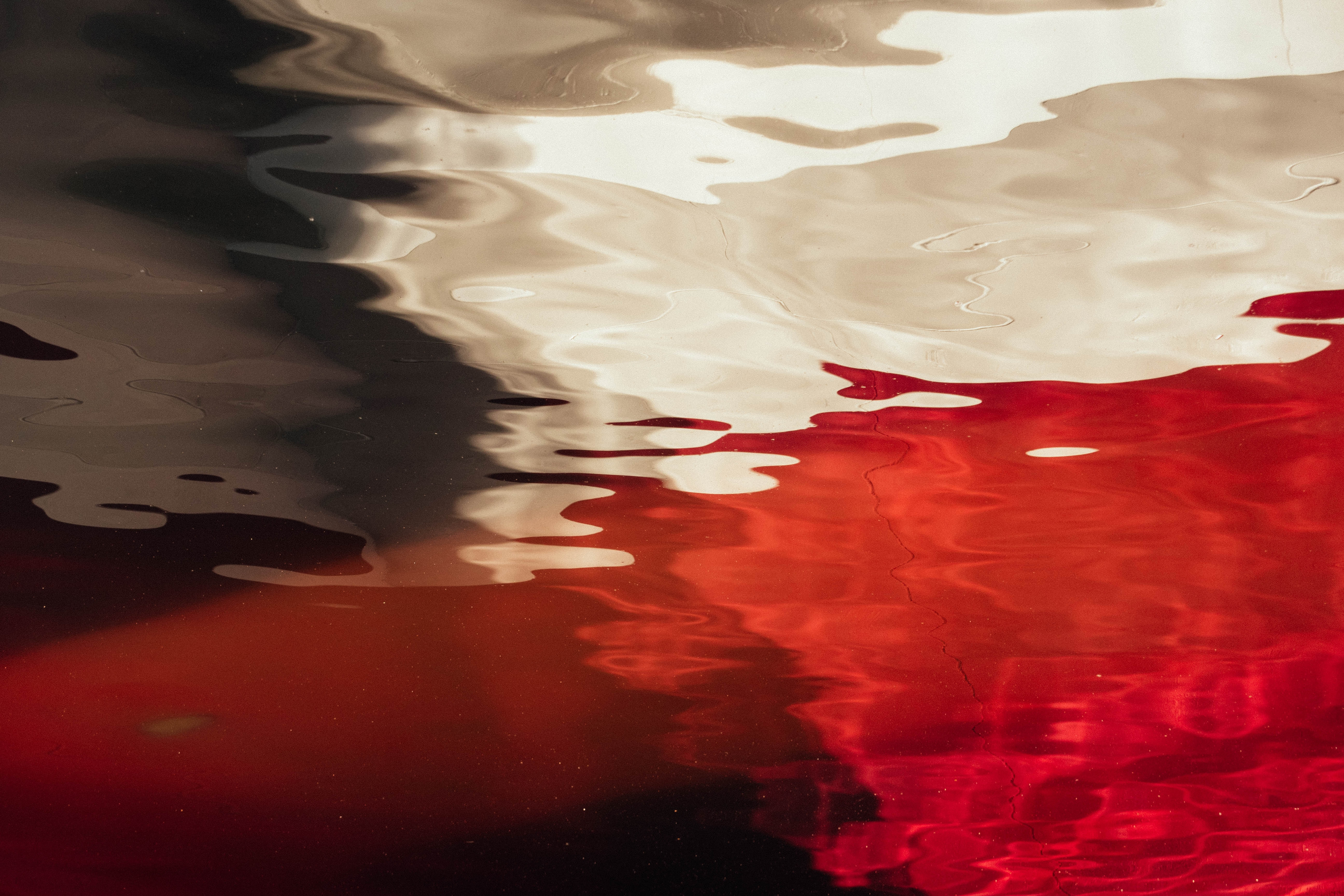 77798 download wallpaper Abstract, Water, Surface, Ripples, Ripple, Reflection, Wavy screensavers and pictures for free