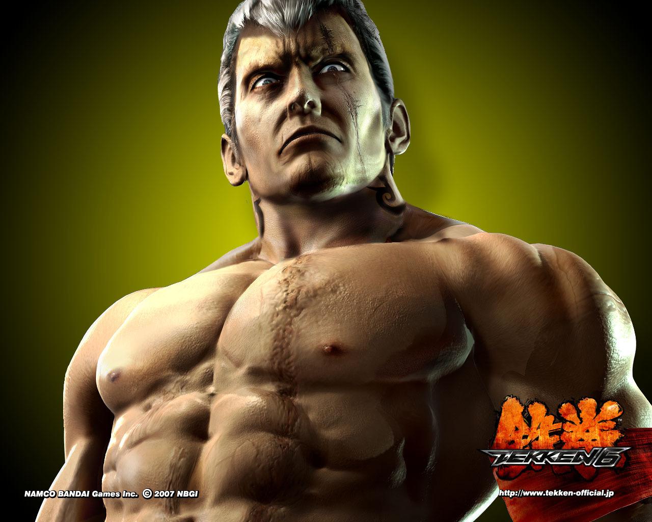 2170 скачать обои Tekken, Игры - заставки и картинки бесплатно