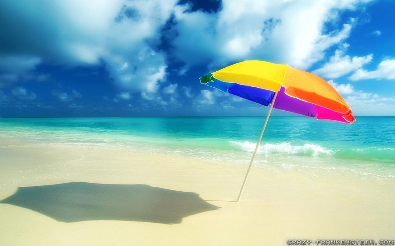 19119 скачать обои Пейзаж, Небо, Море, Облака, Пляж - заставки и картинки бесплатно