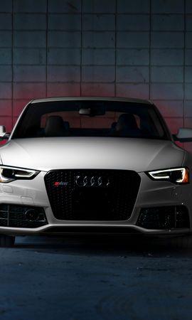 131952 télécharger le fond d'écran Voitures, Audi, Rs5, Vue De Face - économiseurs d'écran et images gratuitement