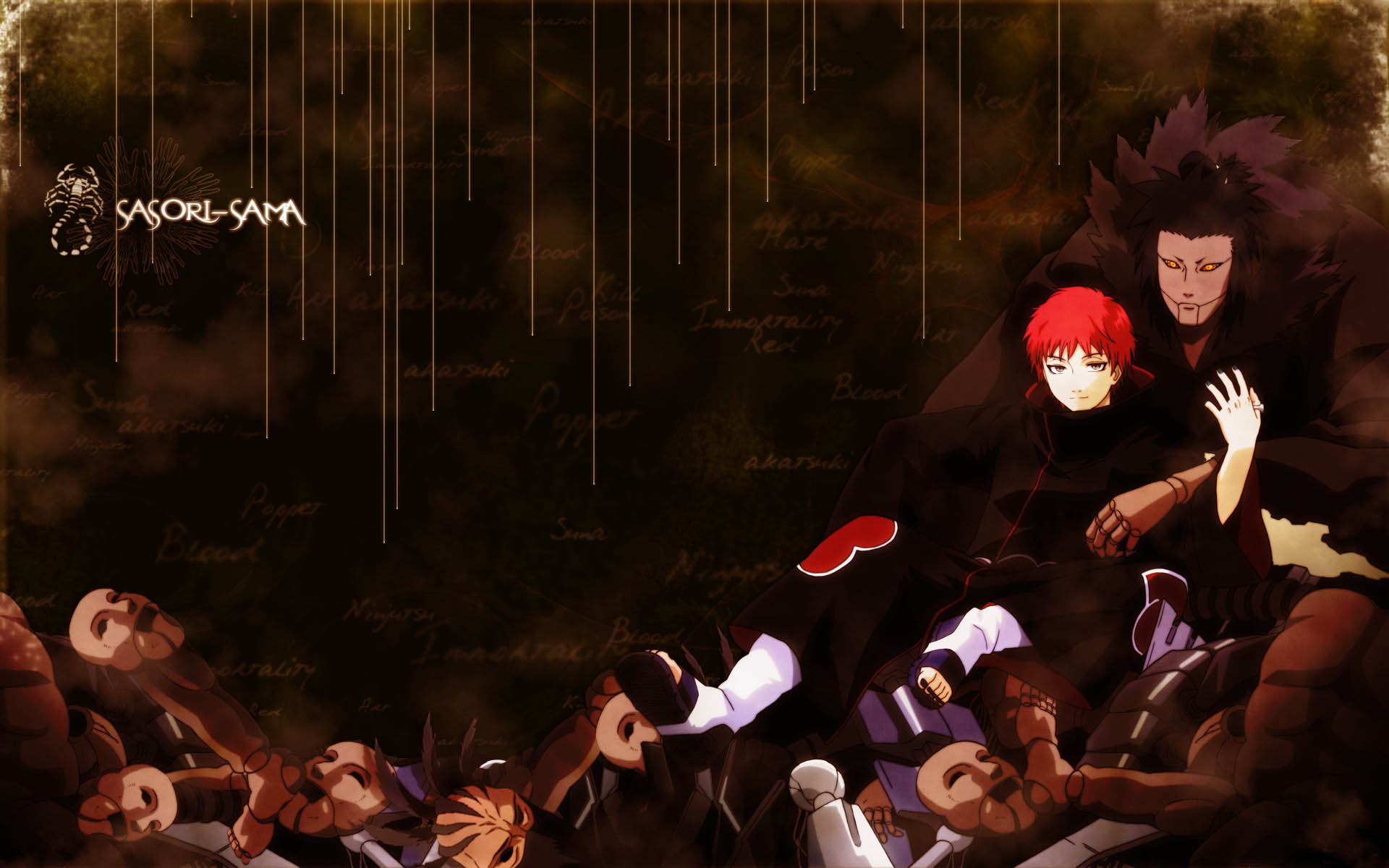 16544 download wallpaper Anime, Men, Naruto screensavers and pictures for free
