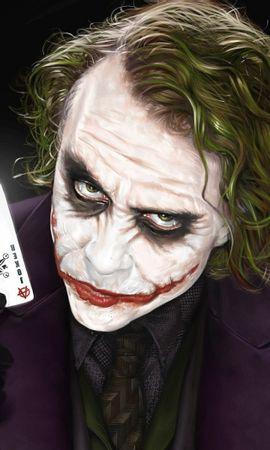 44402 download wallpaper Cinema, People, Men, Joker screensavers and pictures for free