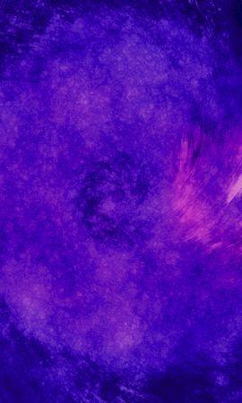 74838 скачать Фиолетовые обои на телефон бесплатно, Абстракция, Разводы, Пятна, Узоры Фиолетовые картинки и заставки на мобильный