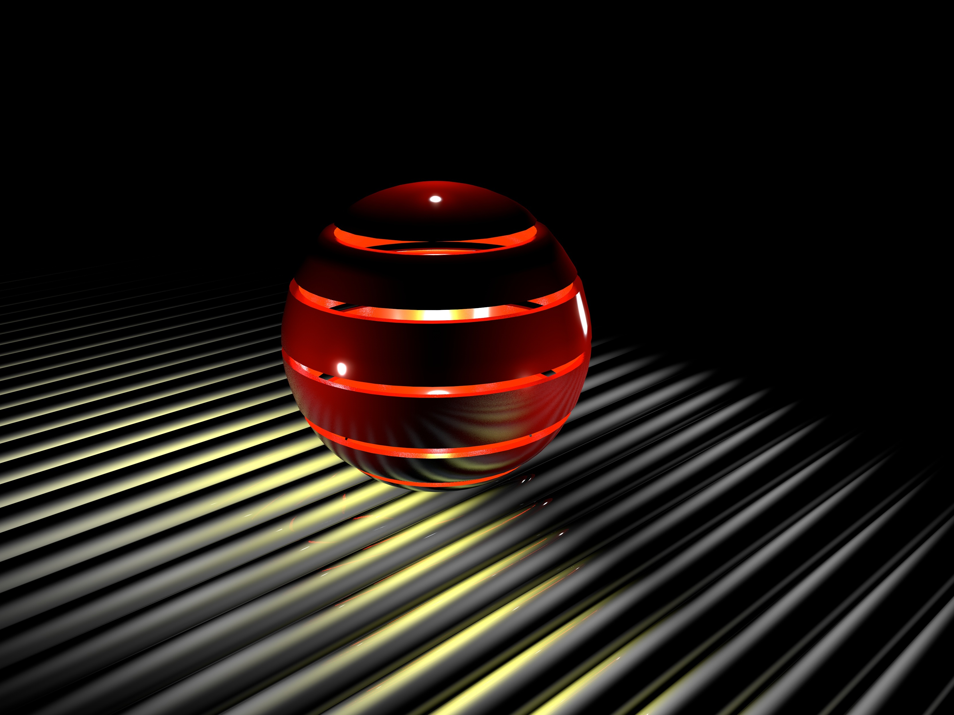 87467 Screensavers and Wallpapers 3D for phone. Download Sphere, Shine, Light, 3D, Ball, Space pictures for free