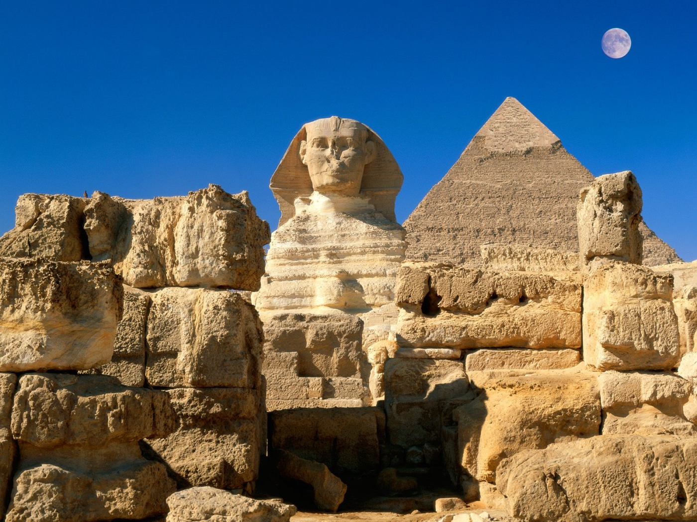 33676 download wallpaper Architecture, Sphinx screensavers and pictures for free