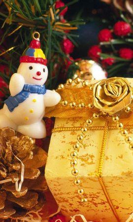 2274 descargar fondo de pantalla Vacaciones, Año Nuevo, Navidad: protectores de pantalla e imágenes gratis
