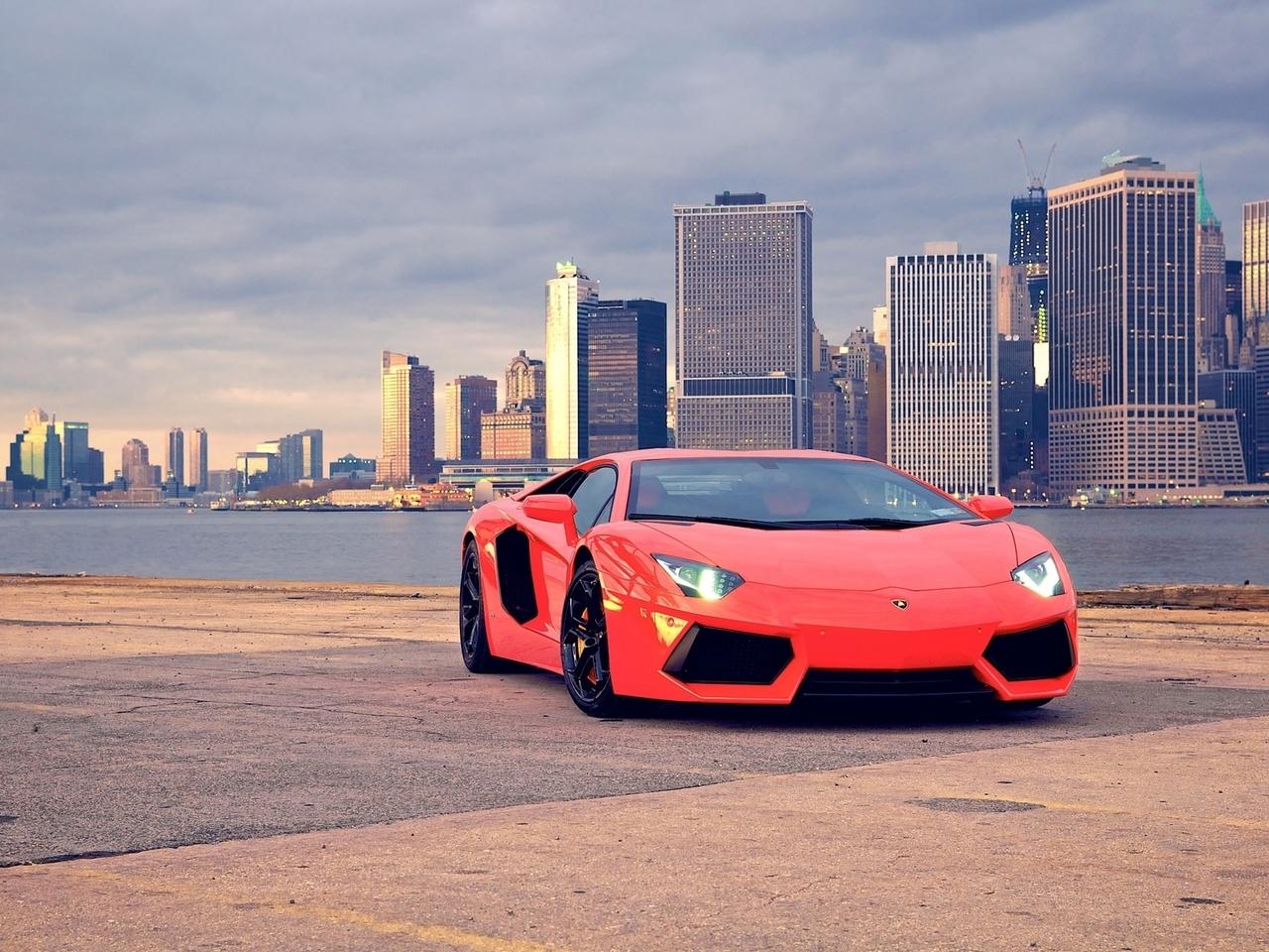 14463 скачать обои Машины, Ламборджини (Lamborghini), Транспорт - заставки и картинки бесплатно