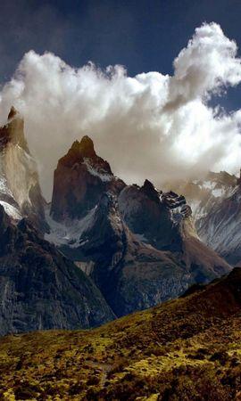 44125 télécharger le fond d'écran Paysage, Nature, Montagnes - économiseurs d'écran et images gratuitement
