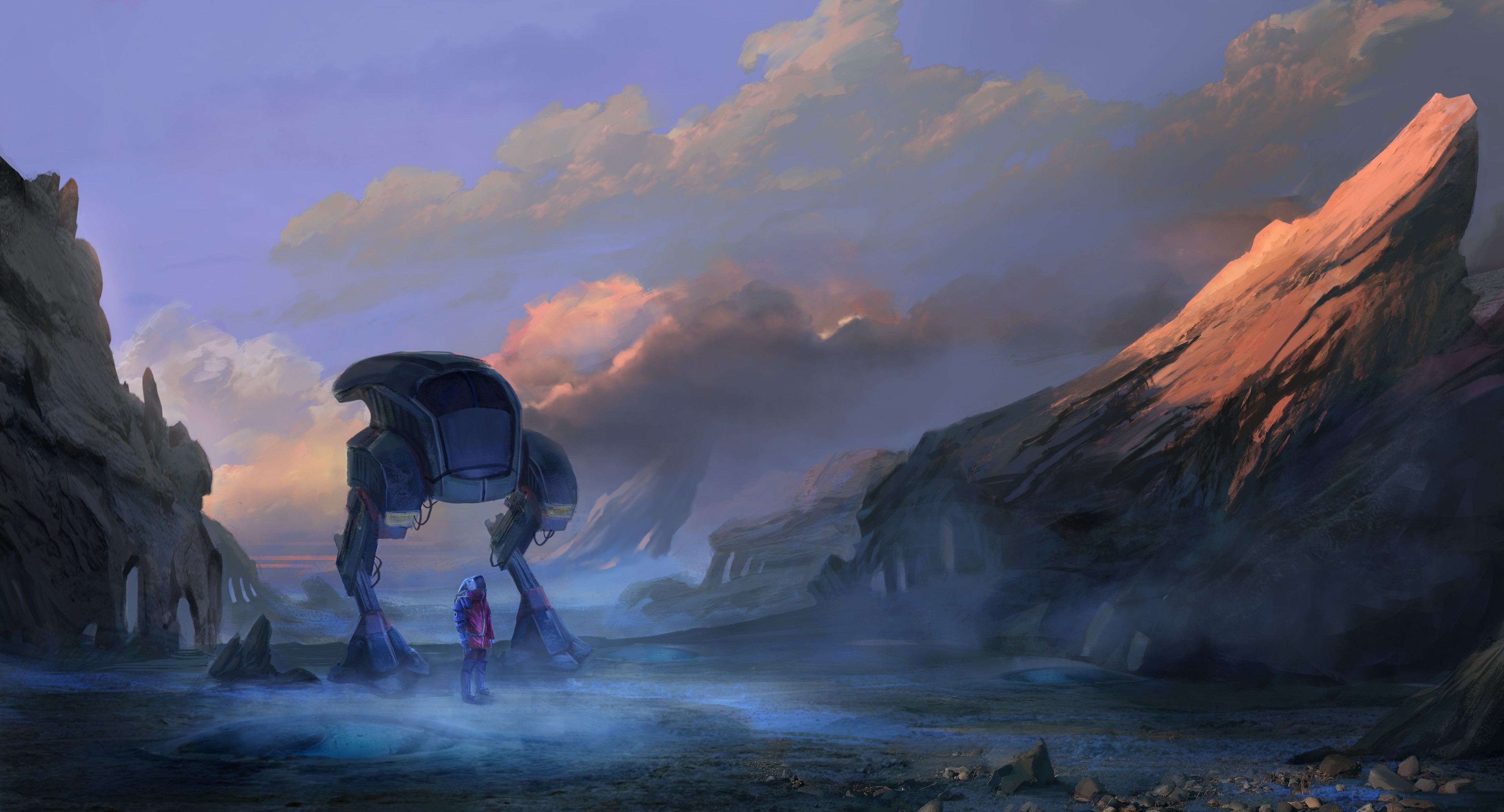 144511 download wallpaper Art, Robot, Technologies, Technology, Cyborg, Future screensavers and pictures for free