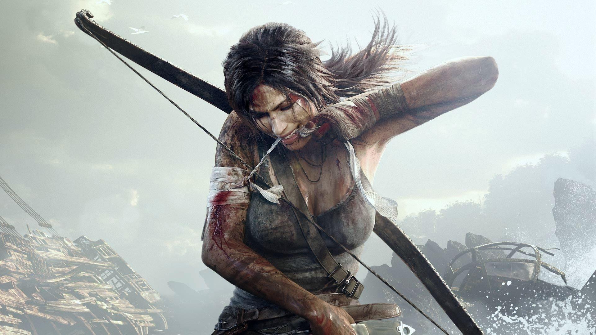 39334 скачать обои Игры, Лара Крофт Расхитительница Гробниц (Lara Croft: Tomb Raider) - заставки и картинки бесплатно