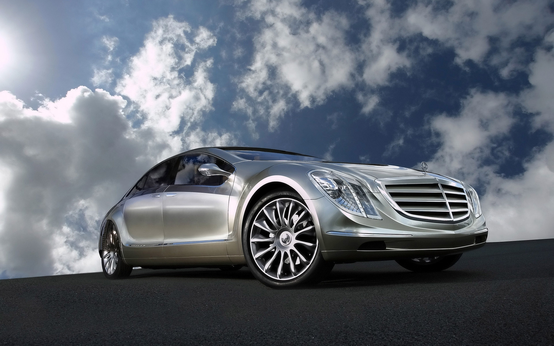 2834 скачать обои Транспорт, Машины, Мерседес (Mercedes) - заставки и картинки бесплатно