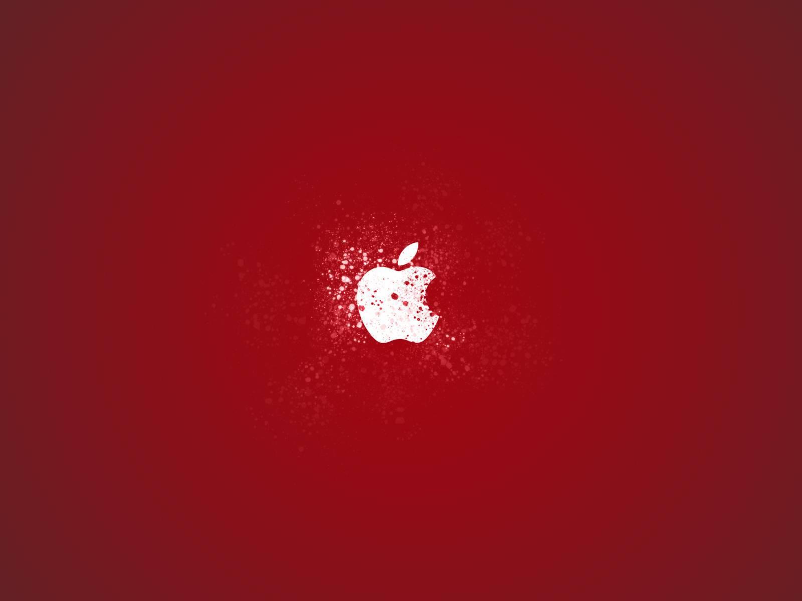 36549 Hintergrundbild herunterladen Apple-, Marken, Hintergrund, Logos - Bildschirmschoner und Bilder kostenlos