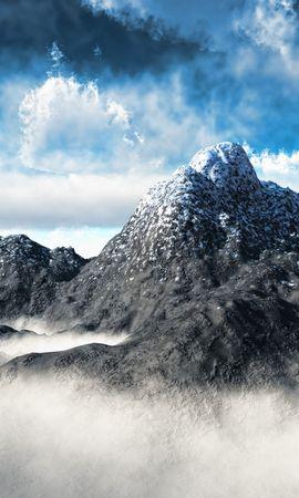 44832 télécharger le fond d'écran Paysage, Nature, Montagnes - économiseurs d'écran et images gratuitement