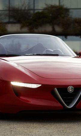 26384 скачать обои Транспорт, Машины, Альфа Ромео (Alfa Romeo) - заставки и картинки бесплатно