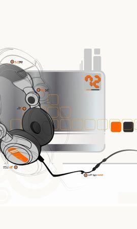 384 descargar fondo de pantalla Música, Objetos, Auriculares: protectores de pantalla e imágenes gratis