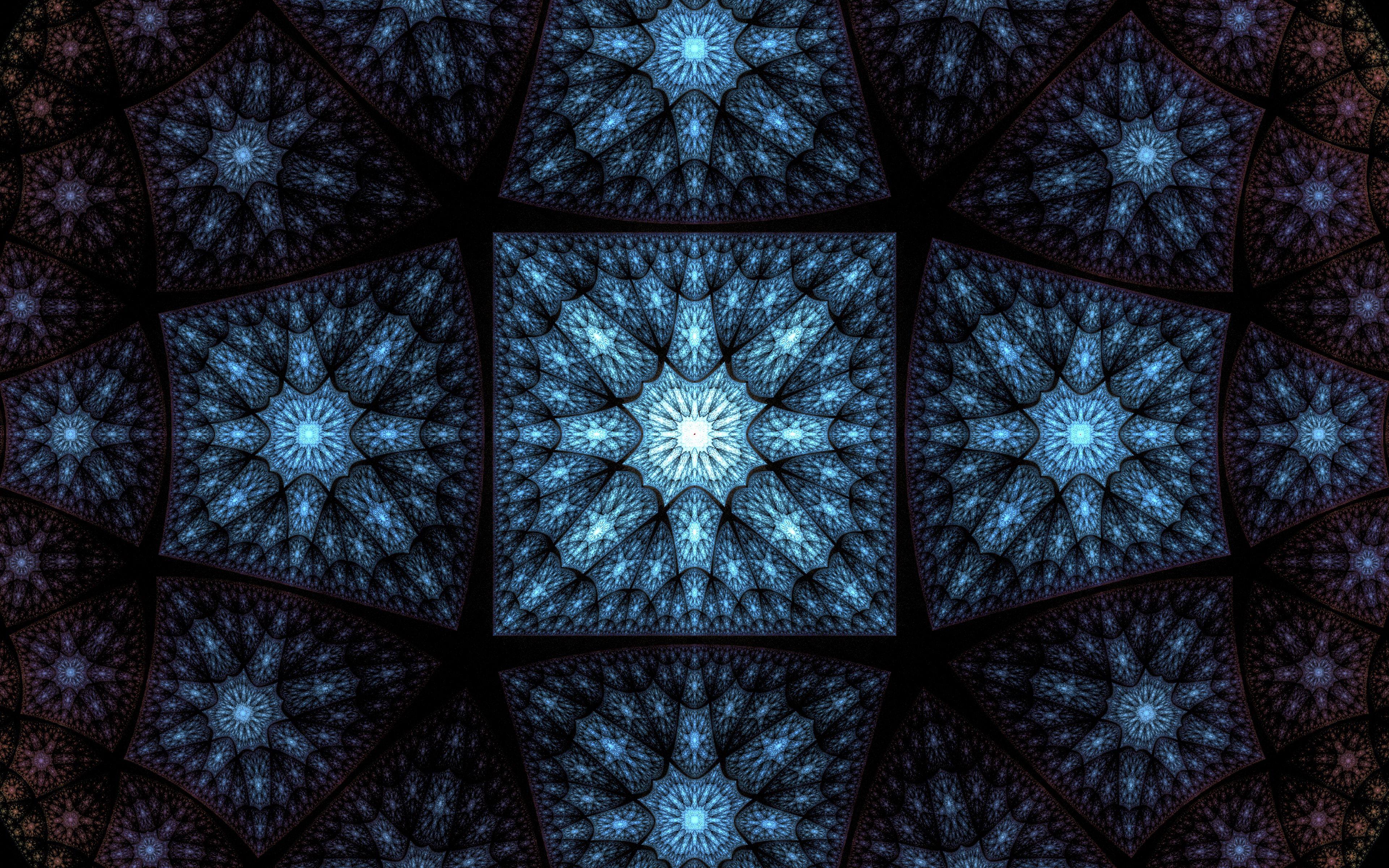 86997 papel de parede 320x480 em seu telefone gratuitamente, baixe imagens Abstrato, Estrelas, Brilho, Escuro, Brilhar, Fractal 320x480 em seu celular