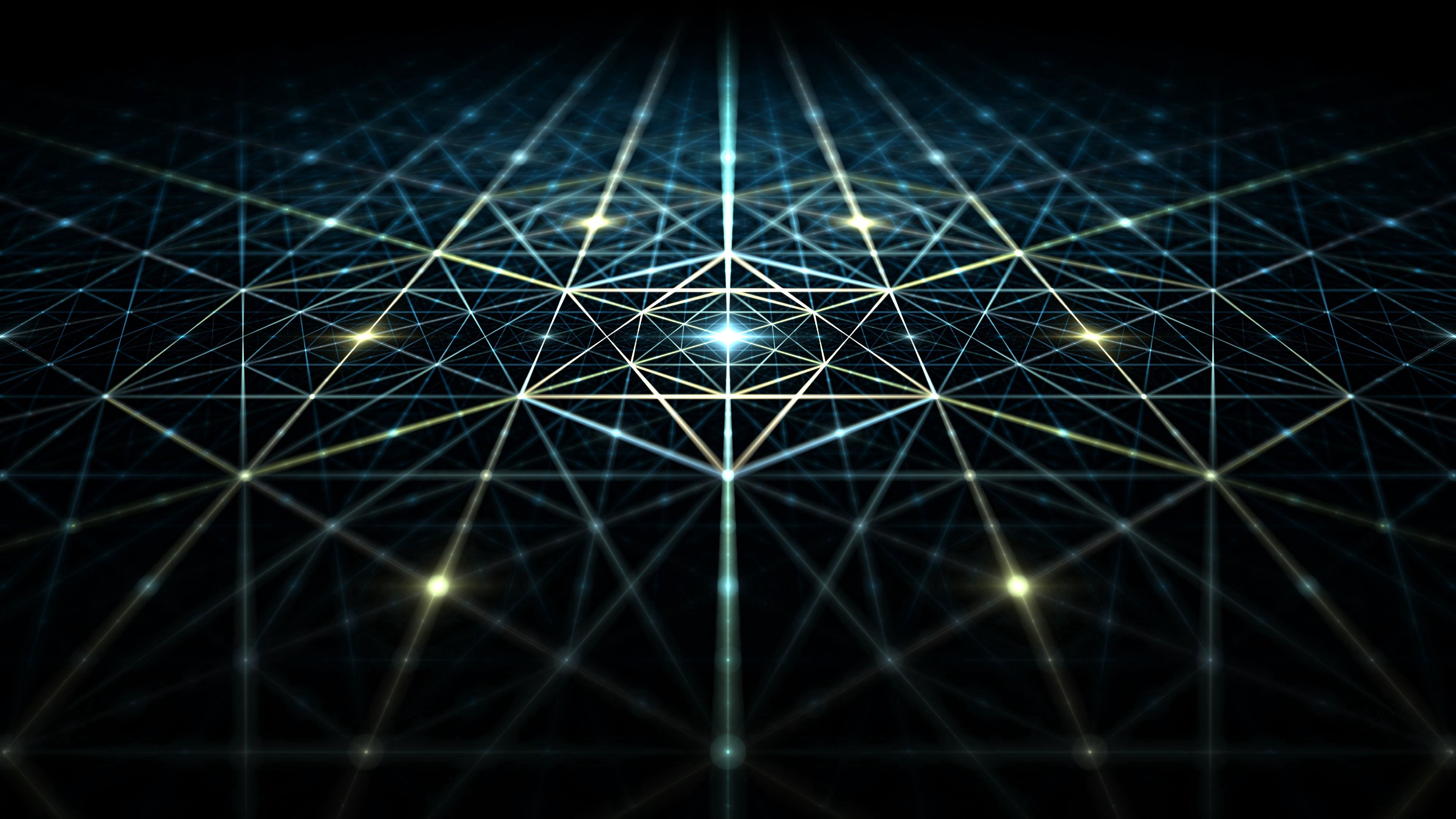 153807 download wallpaper Abstract, Lines, Glow, Points, Point, Crossing, Intersection, Grid screensavers and pictures for free