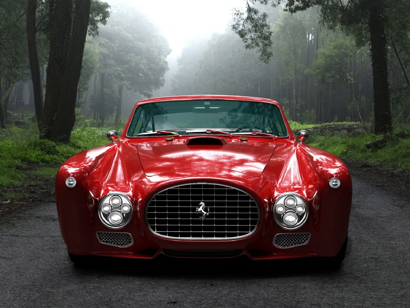 27823 download wallpaper Transport, Auto, Ferrari screensavers and pictures for free