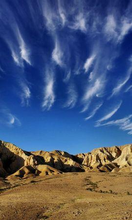 9901 скачать обои Пейзаж, Города, Небо, Пустыня - заставки и картинки бесплатно