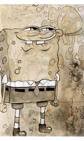 5518 скачать обои Мультфильмы, Рисунки, Спанч Боб (Sponge Bob) - заставки и картинки бесплатно