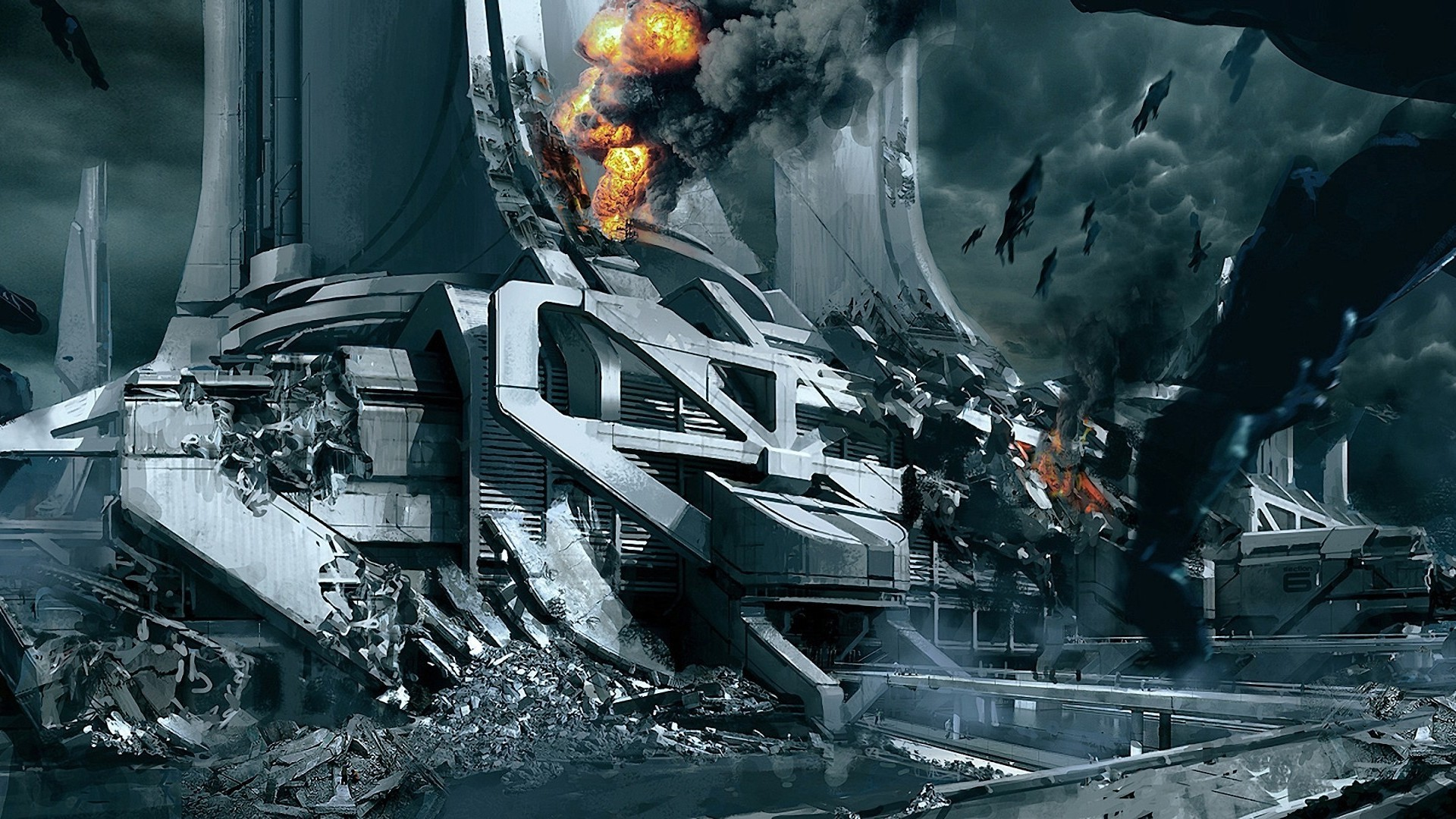 29385 télécharger le fond d'écran Jeux, Mass Effect - économiseurs d'écran et images gratuitement
