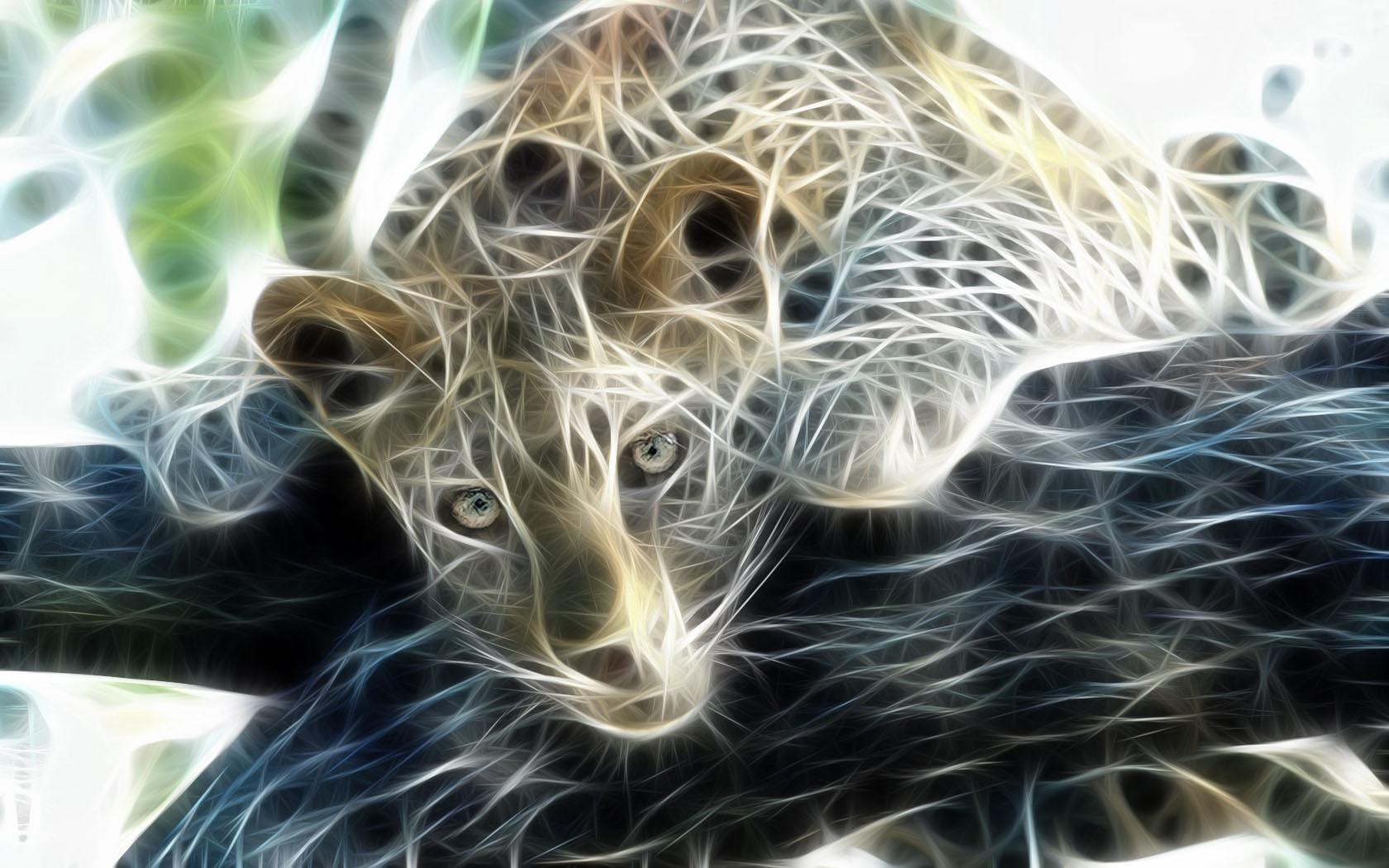 43821 descargar fondo de pantalla Animales, Fantasía, Tigres: protectores de pantalla e imágenes gratis