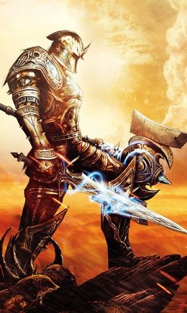 22704 download wallpaper Games, Swords, Men, Weapon screensavers and pictures for free