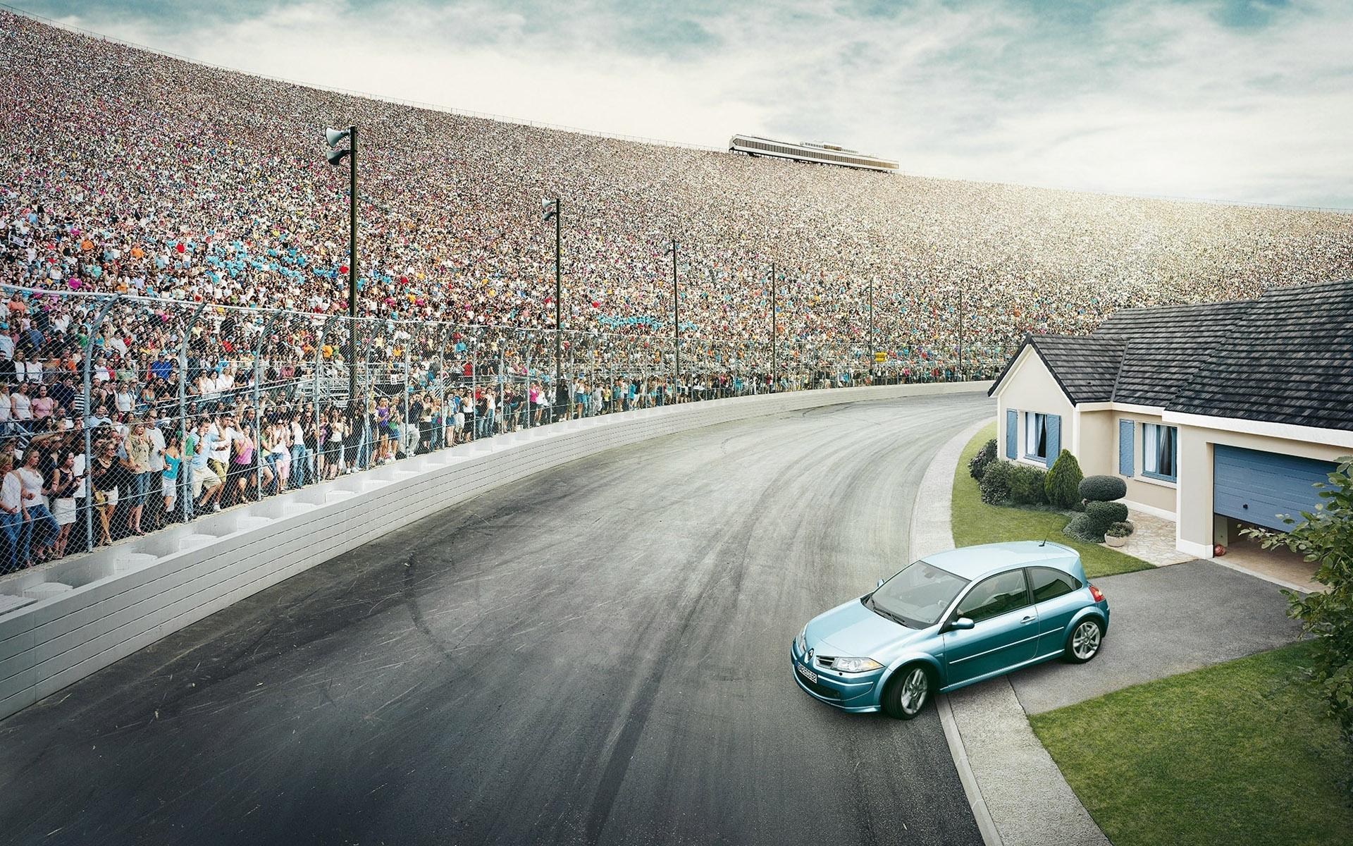 25252 Hintergrundbild herunterladen Transport, Auto, Renault - Bildschirmschoner und Bilder kostenlos