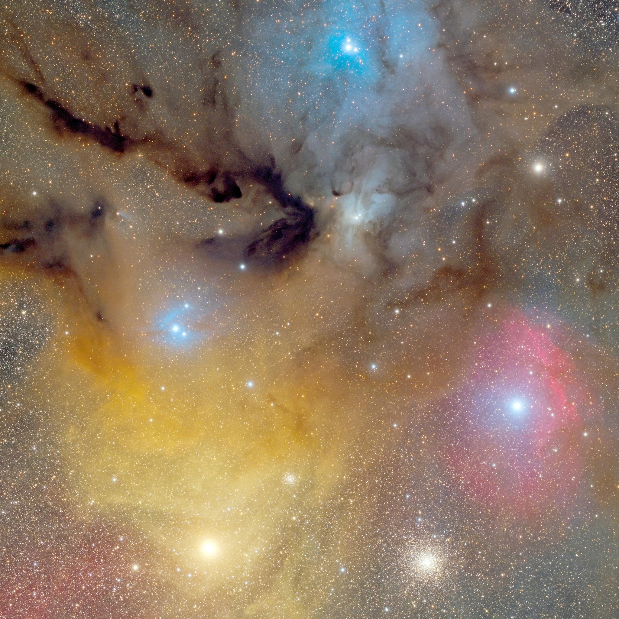 134251 скачать обои Космос, Звезды, Туманность, Галактика, Свечение - заставки и картинки бесплатно