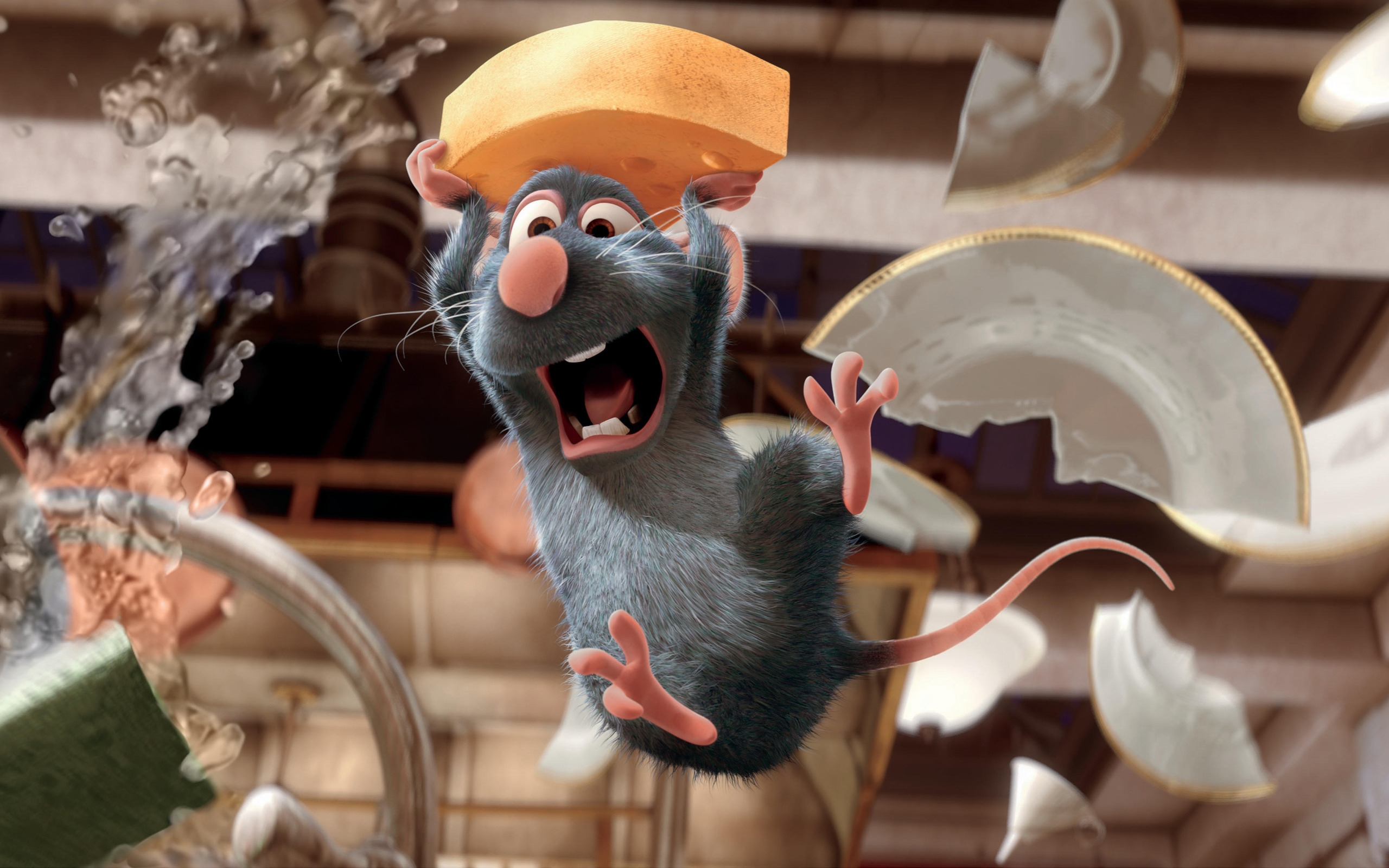 33938 download wallpaper Cartoon, Ratatouille screensavers and pictures for free