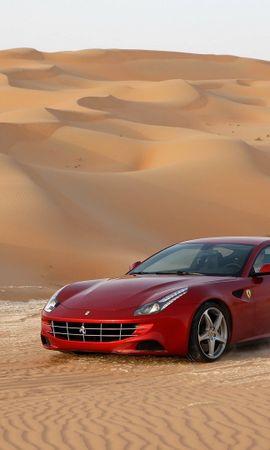 33487 descargar fondo de pantalla Transporte, Automóvil, Ferrari: protectores de pantalla e imágenes gratis
