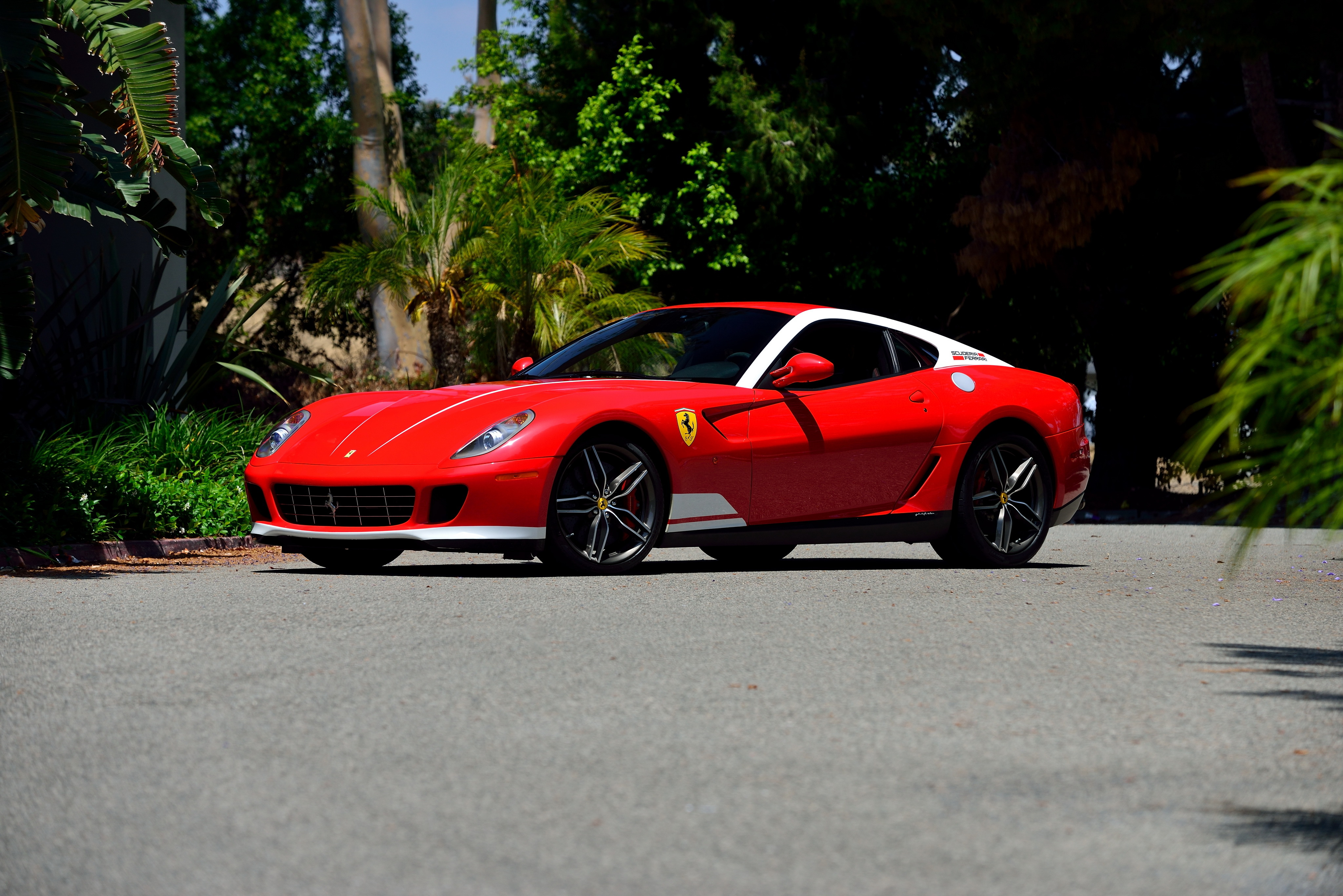 139237 download wallpaper Cars, Pininfarina, Ferrari, 599, Gtb screensavers and pictures for free