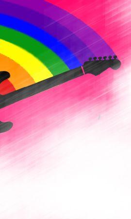 3645 baixar papel de parede Guitarras, Imagens, Arco-Íris - protetores de tela e imagens gratuitamente
