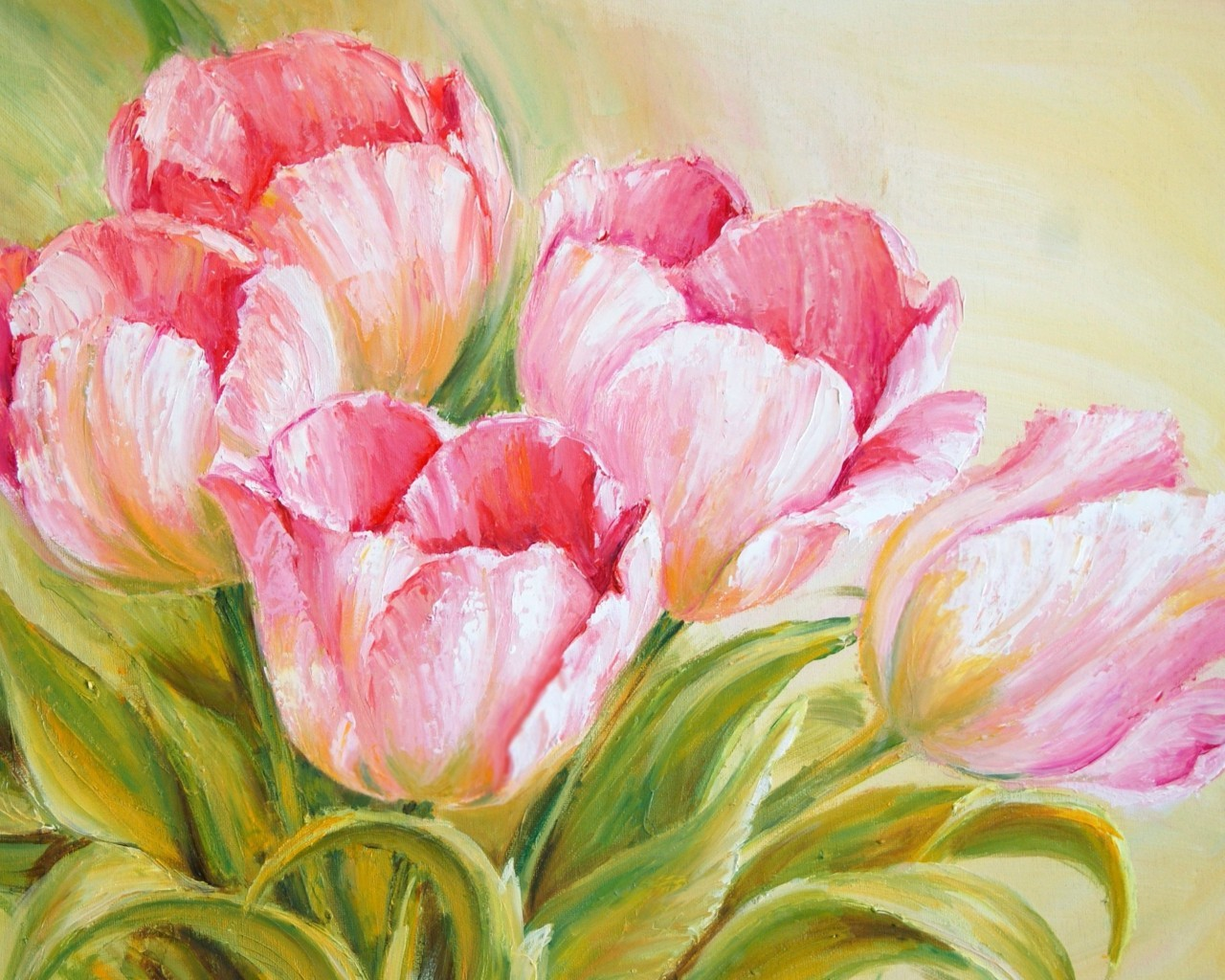 21156 download wallpaper Plants, Flowers, Tulips, Pictures screensavers and pictures for free