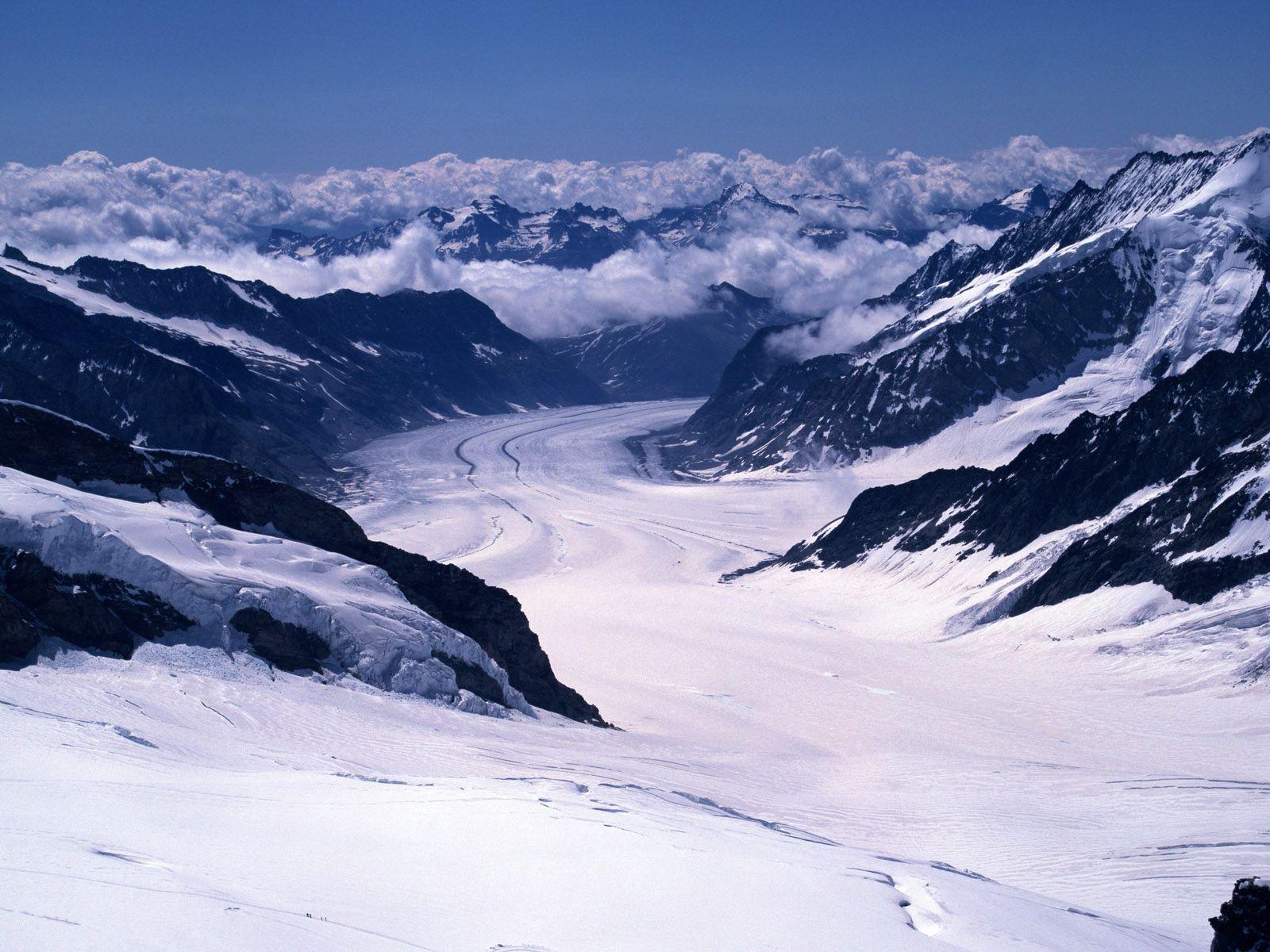 111892 скачать обои Природа, Высота, Река, Снег, Зима, Холод, Плен, Горы - заставки и картинки бесплатно