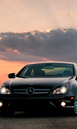 35515 télécharger le fond d'écran Transports, Voitures, Mercedes - économiseurs d'écran et images gratuitement