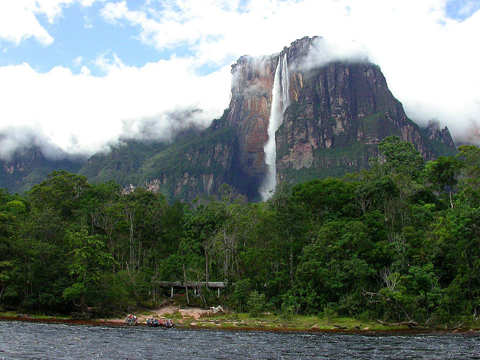 60788 descargar fondo de pantalla Paisaje, Venezuela, Naturaleza, Sudario, Mortaja, Monte Rorayma, Monte Roraima, Roraima: protectores de pantalla e imágenes gratis
