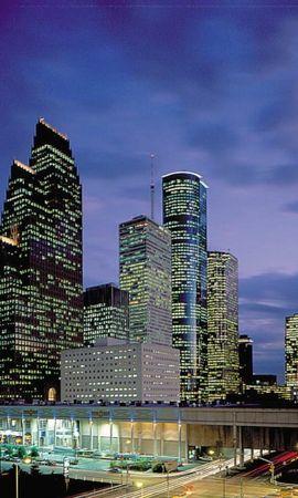 27413 скачать обои Пейзаж, Города, Ночь - заставки и картинки бесплатно