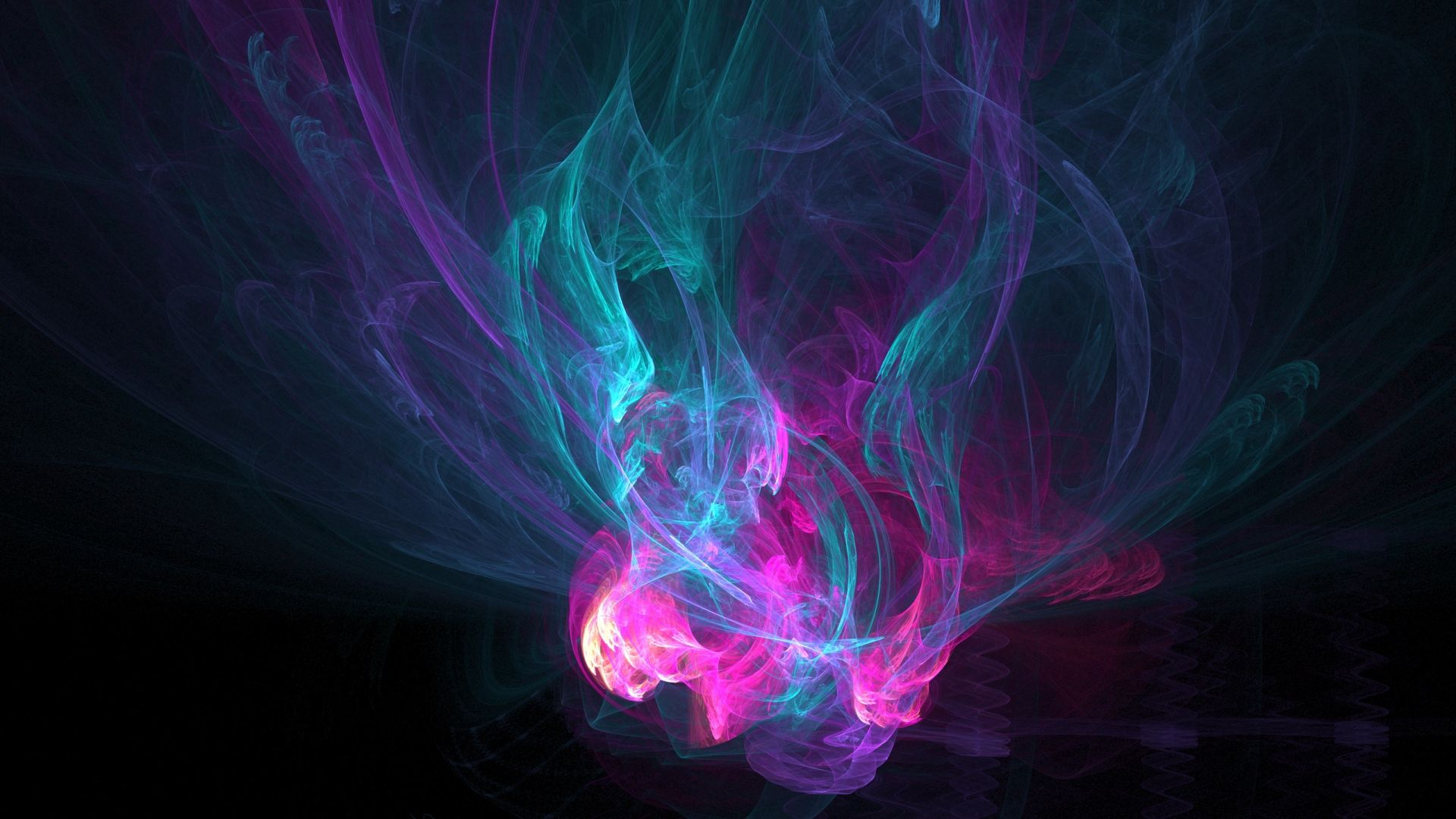 134897 download wallpaper Abstract, Color, Bright, Shroud, Smoke screensavers and pictures for free