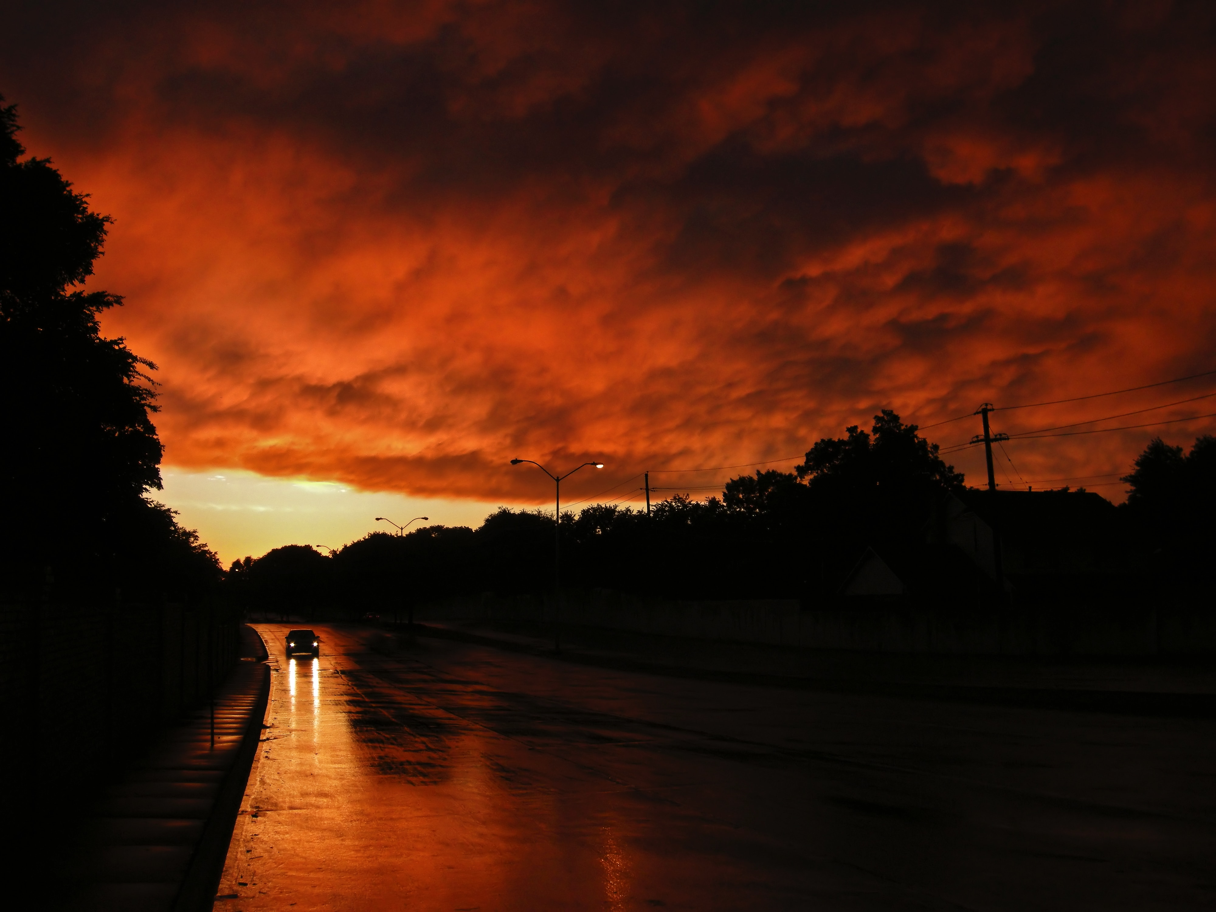 151480 download wallpaper Dark, Road, Car, Machine, Dusk, Twilight screensavers and pictures for free