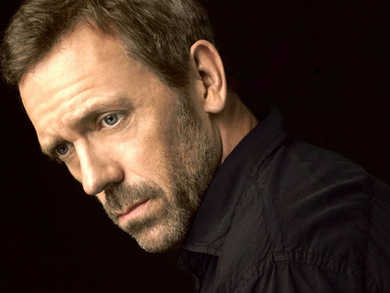 4108 download wallpaper People, Actors, Men, House M.d., Hugh Laurie screensavers and pictures for free