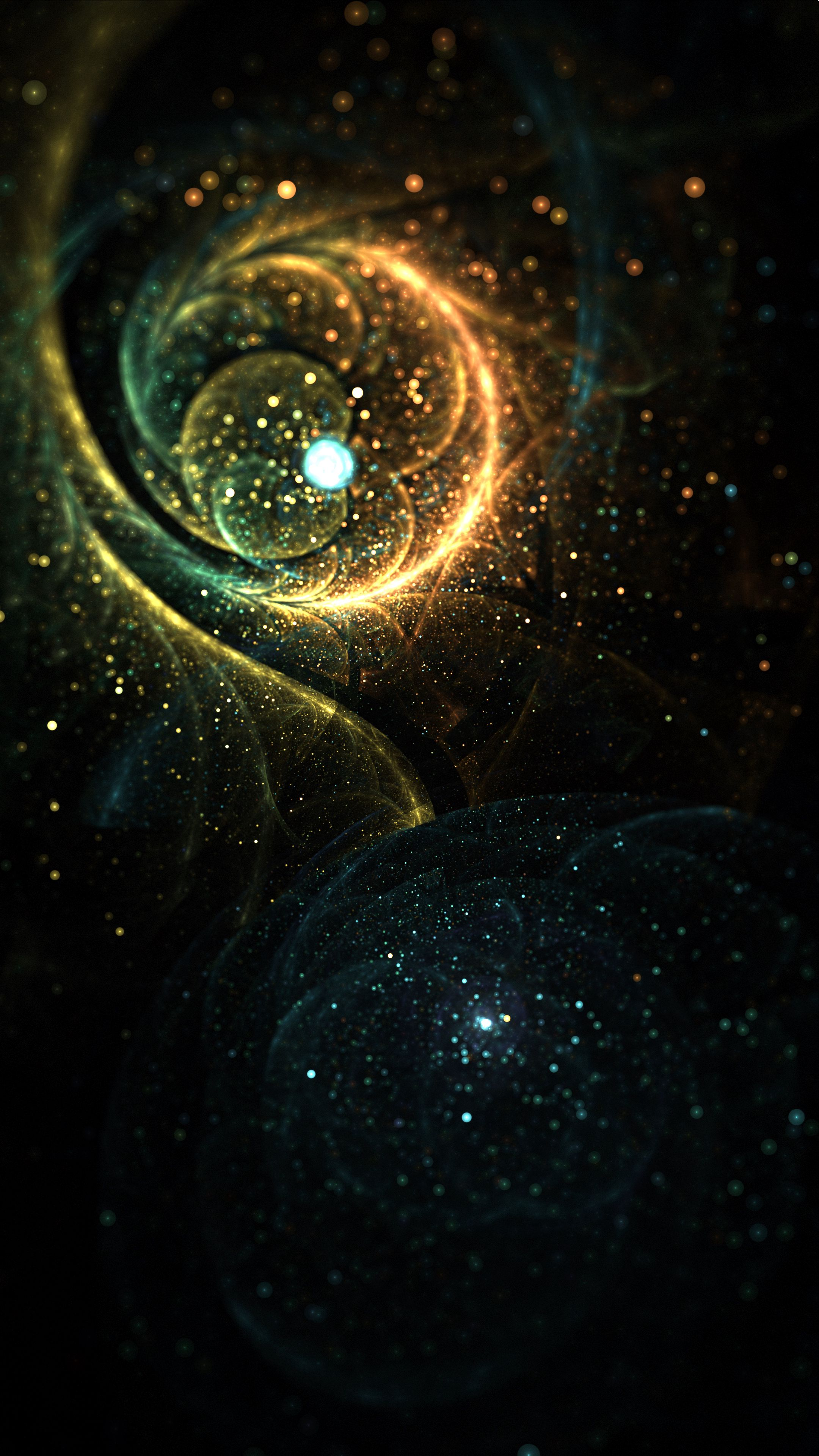 121592 Screensavers and Wallpapers Sparks for phone. Download Abstract, Shine, Bright, Sparks, Brilliance, Fractal, Glow pictures for free