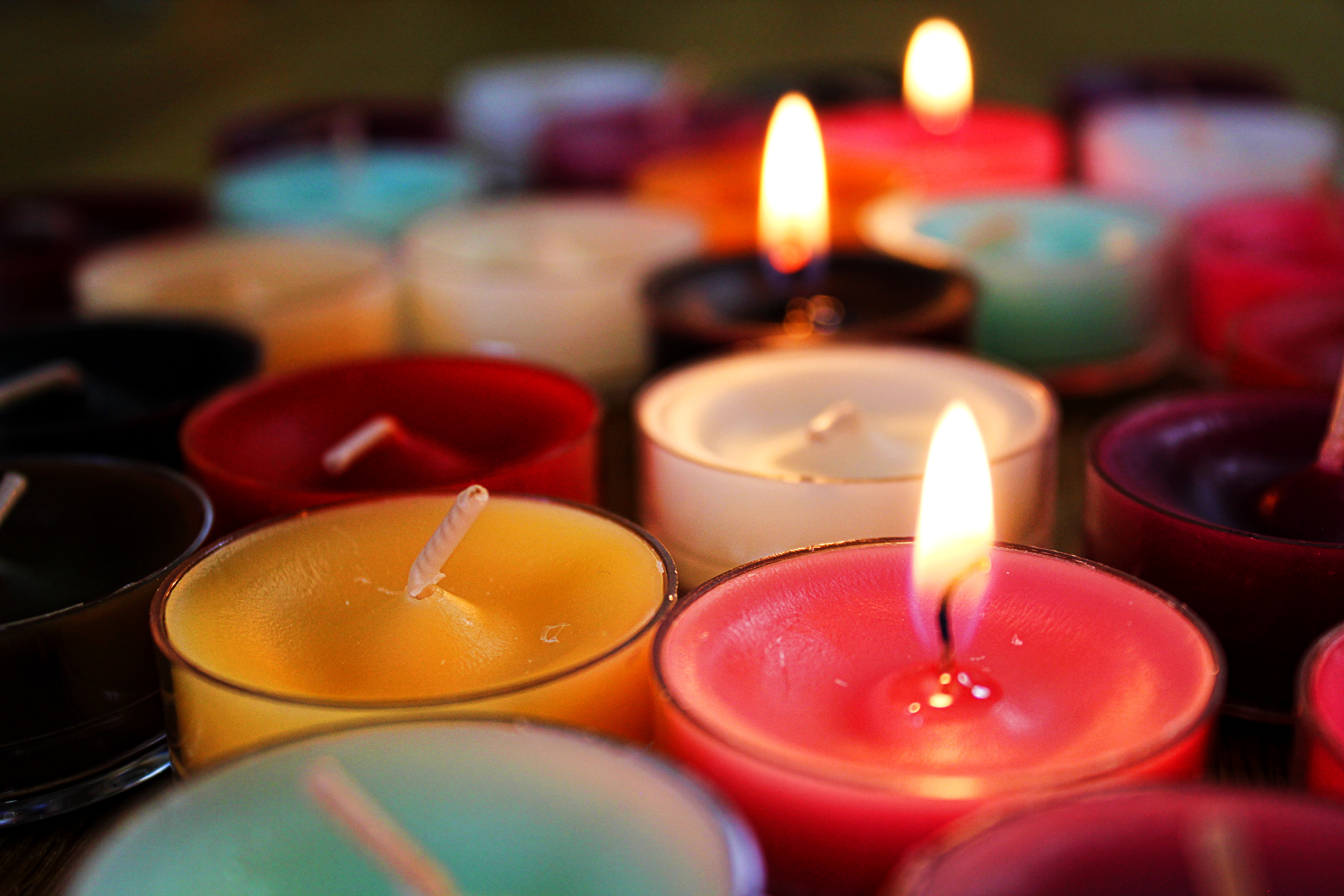115655 Screensavers and Wallpapers Candles for phone. Download Candles, Flame, Miscellanea, Miscellaneous, Wick, Wax pictures for free