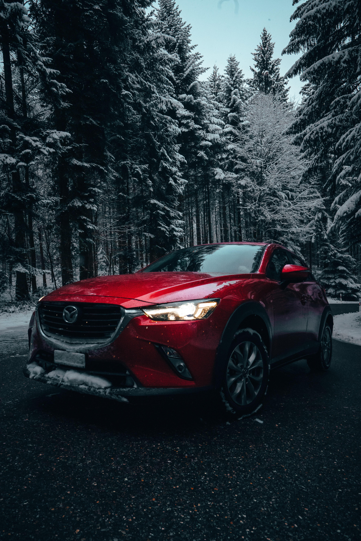 111850 скачать обои Автомобиль, Мазда (Mazda), Тачки (Cars), Красный, Mazda6 - заставки и картинки бесплатно