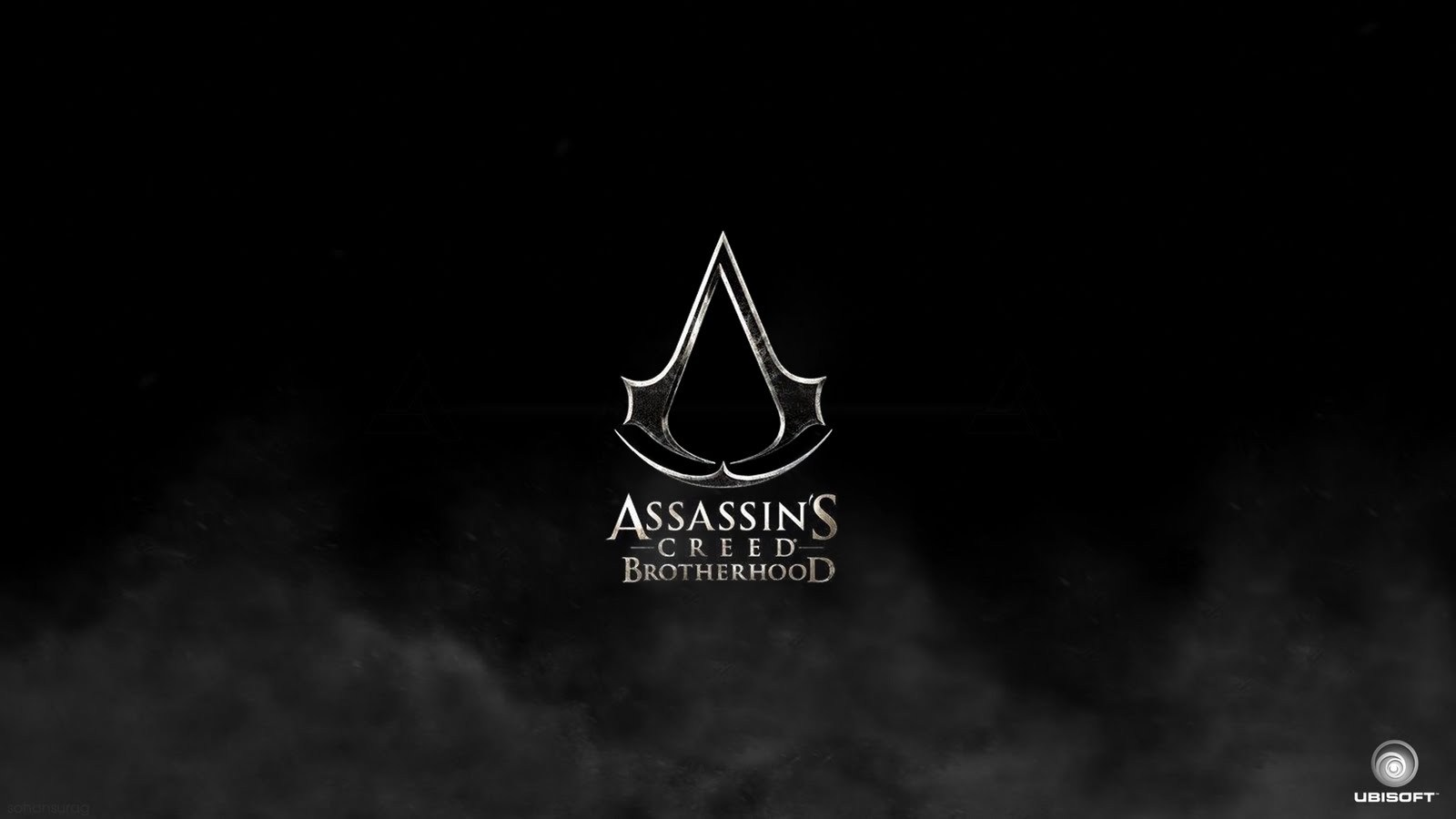 11640 download wallpaper Assassin's Creed, Games, Logos screensavers and pictures for free
