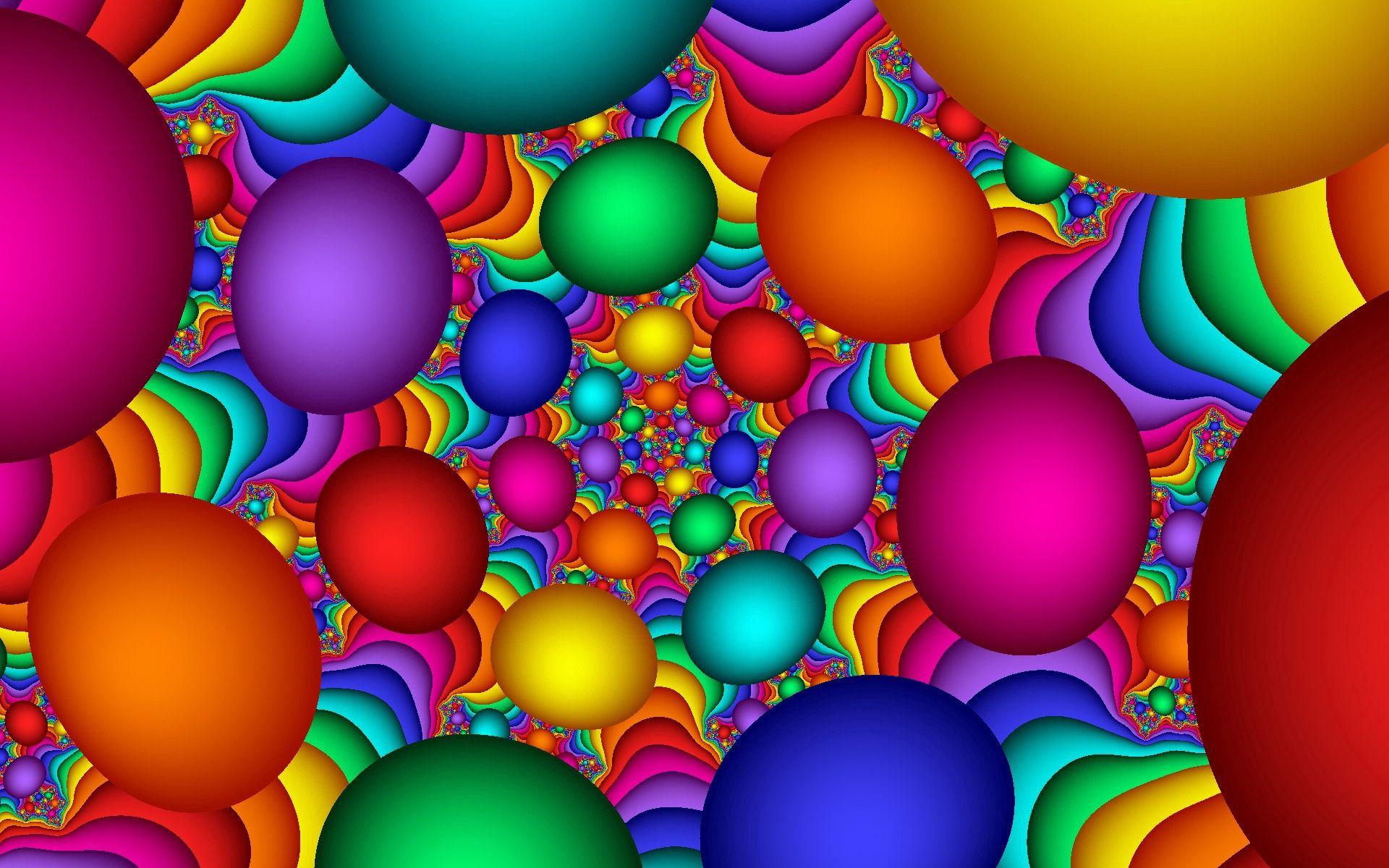 72167 descargar fondo de pantalla Abstracción, Pelotas, Bolas, Multicolor, Abigarrado, Fondo, Brillante: protectores de pantalla e imágenes gratis